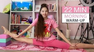 Зарядка Morning Home Warm Up With Danatar Gym — Malt Com My