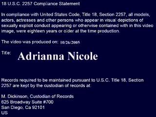 My First Sex Teacher- Adrianna Nicole