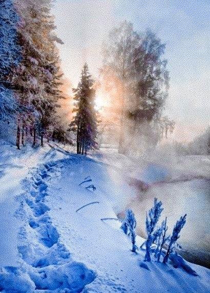 Зимнее вдохновение????