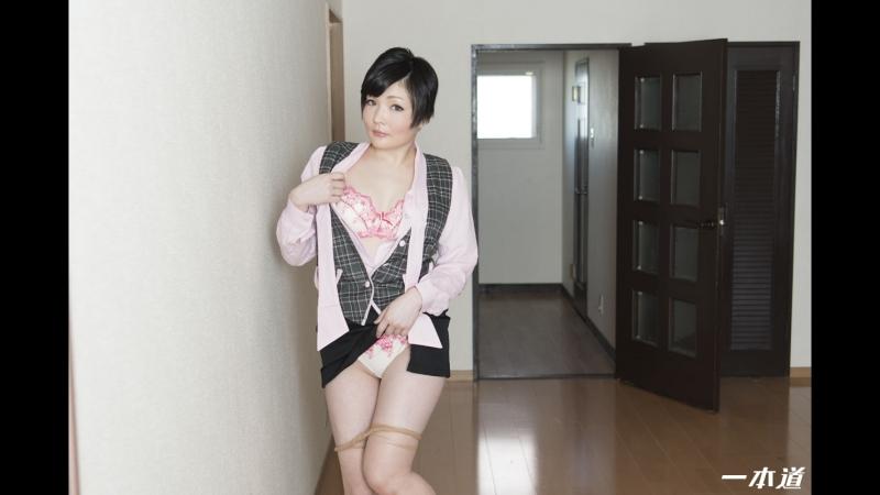 Yu Tsuruno [PornMir, Японское порно вк, new Japan Porno, Uncensored, OL, Deep Throat, Shaved, Creampie]