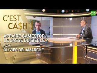 C'EST CASH ! - Affaire GameStop : le casse du siècle ?