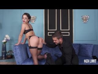 [HerLimit] Anastasia Brokelyn - Curvy brunette gets [2020, All Sex, Blonde, Tits Job, Big Tits,Big Areolas,Big Naturals,Blowjob]