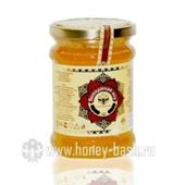 Мёд фасованный ст.банка 0,35 кг