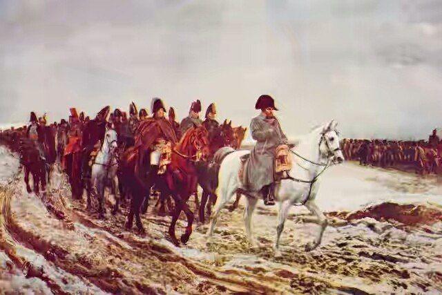 Какие русские воевали на стороне Наполеона