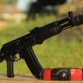 "Лазертаг комплект АК-105 ""БАРС"""