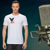 """Мужская футболка """"Радио Ангелов"""" XXL"""