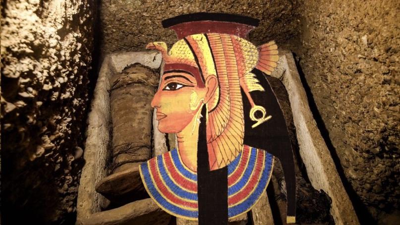 В египетской истории появилась новая царица