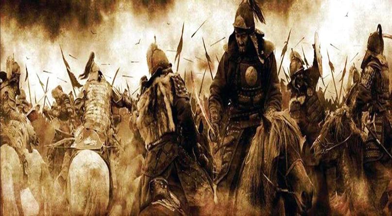 Междоусобные войны между монгольскими племенами