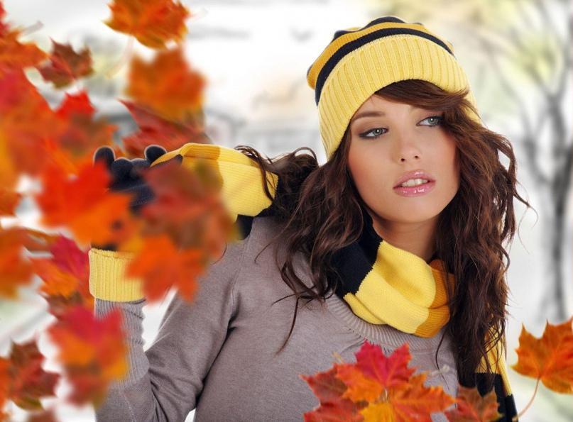 Все-таки осень отнюдь не лишенная шарма: