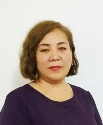 Анар Жаманова, Актобе