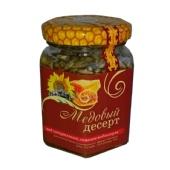 """""""Медовый десерт"""" с семенами подсолнечника 0,2 кг."""