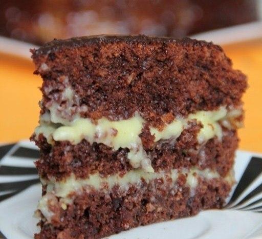 """Сумасшедший пирог """"Crazy Cake"""".  Crazy Cake - это американский..."""
