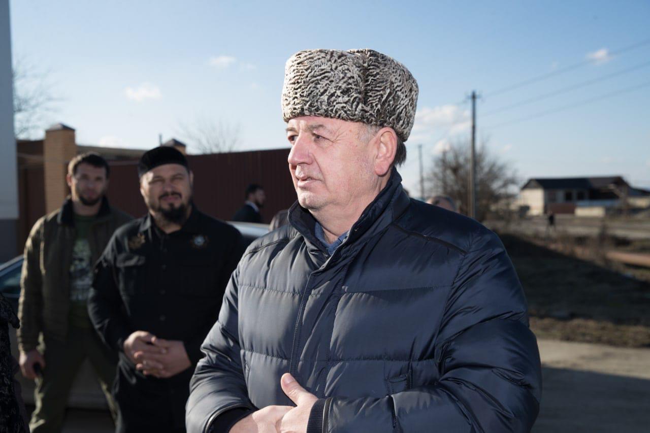 фото из альбома Рамзана Кадырова №5