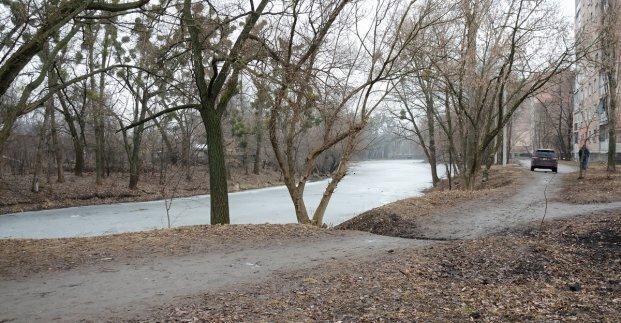 В микрорайоне по улице Власенко построят зону отдыха возле озера