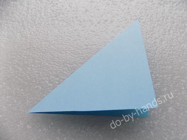Как сделать объемную снежинку из бумаги 🎄❄