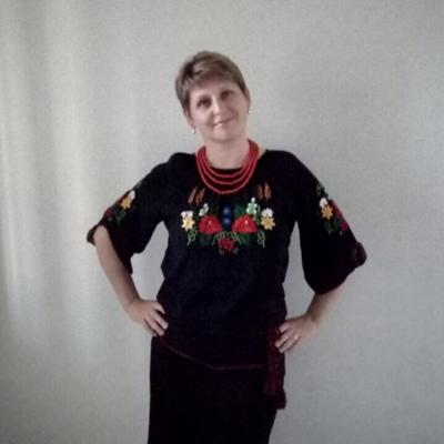 Ирина Берёза, Донецк