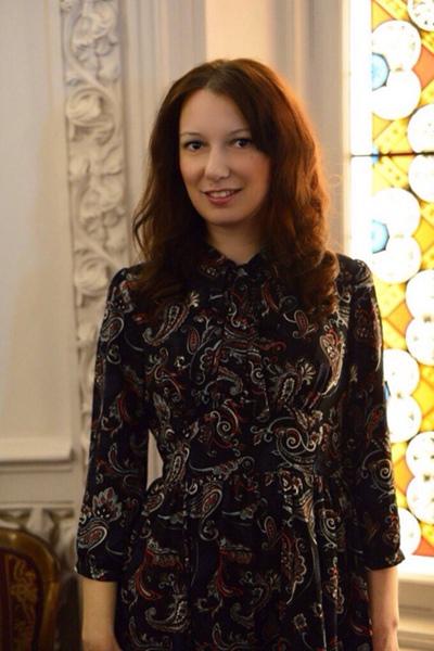 Яна Котова, Санкт-Петербург