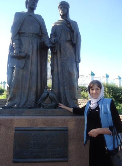 Вера Андреянова, Шарыпово