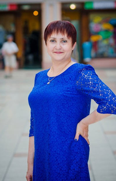 Татьяна Раевская, Киев