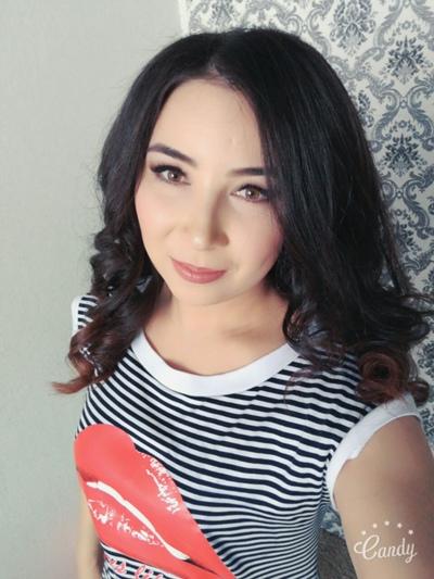 Алия Шарипова, Санкт-Петербург