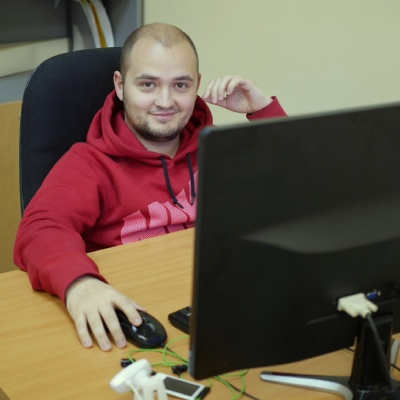 Андрей Кузьменко, Екатеринбург