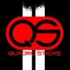 Барабанные палочки Quadro Sticks