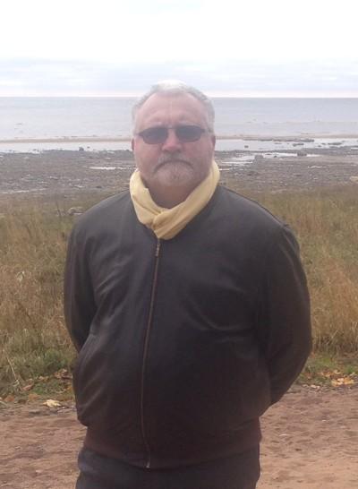 Борис Егудкин, Санкт-Петербург