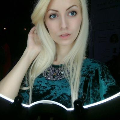 Анастасия Рихтер, Москва