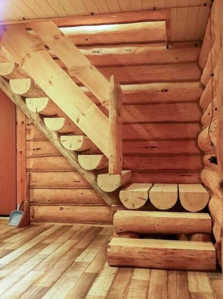 Как вам такая лестница