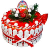 Сладкие подарки в Оренбурге. Торт из киндеров