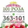 101 РОЗА | ЦВЕТЫ ШАРЫ в ИВАНОВО