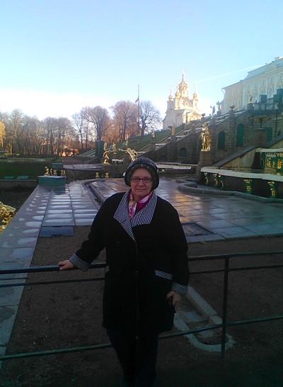 Юлия Малина, Бокситогорск