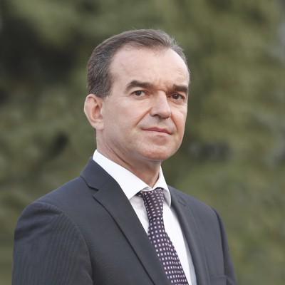 Вениамин Кондратьев, Краснодар