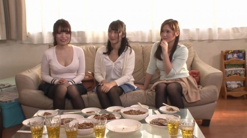 Natsuki Minami, Mihara Honoka, Aoi Chie, Yatsuhashi Saiko, Kimura Narumi 1 [PornMir, Японское порно вк, new Japan Porno, Sister]