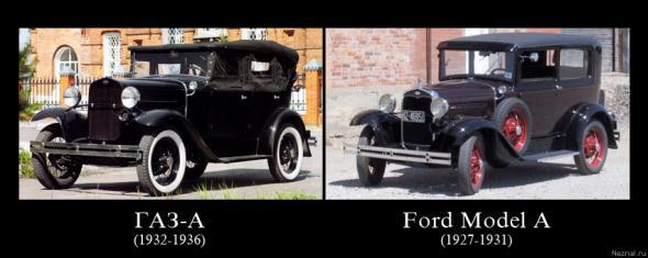 Советские автомобили. Советские?, изображение №2