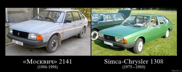 Советские автомобили. Советские?, изображение №10