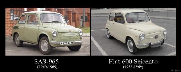 Советские автомобили. Советские?, изображение №21