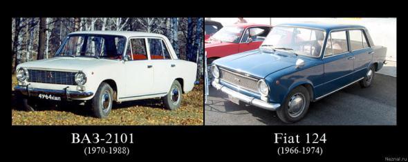 Советские автомобили. Советские?, изображение №23