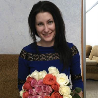 Марина Андросова, Шарыпово
