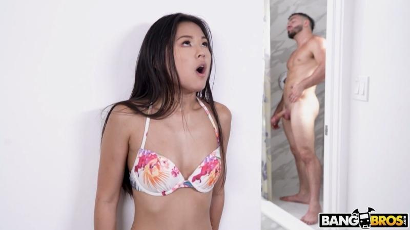 Lulu Chu (Lulu Goes Coo-Coo for Cock / bbe17212) [2019, Asian, Bikini, Cum In Mouth, Swallow, Teen, Vaginal, Young, HD 1080p]