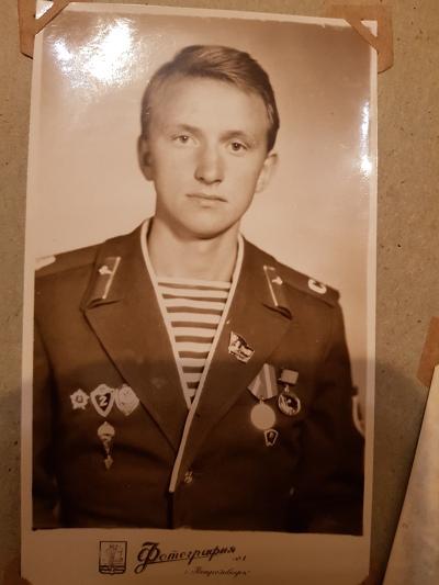Алик Серков, Петрозаводск