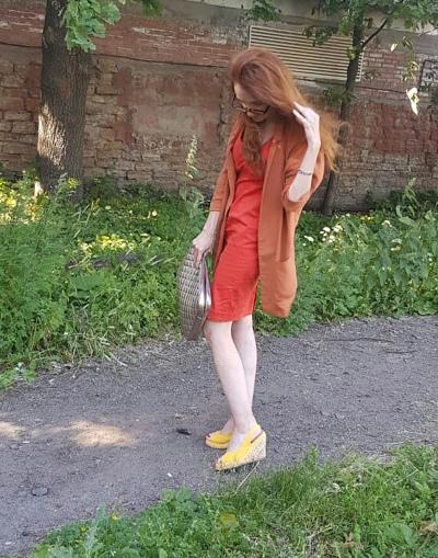 Катерина Иванова, Санкт-Петербург