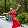 Танцы с Екатериной Слеповой