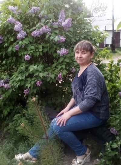Елена Денисова, Луганск