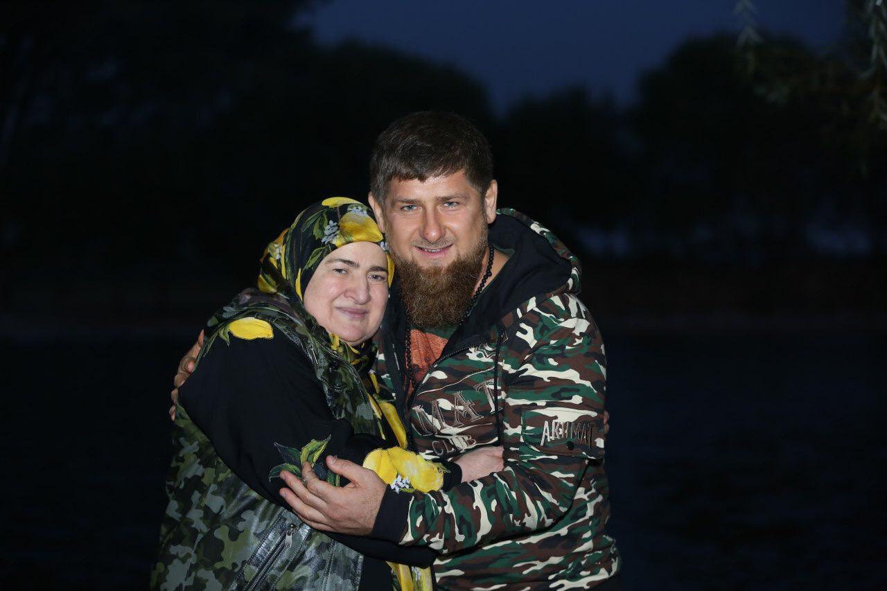 Рамзан Кадыров, Грозный - фото №2