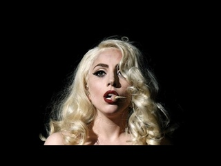 Lady Gaga Live @ Jingle Bell Ball 2009