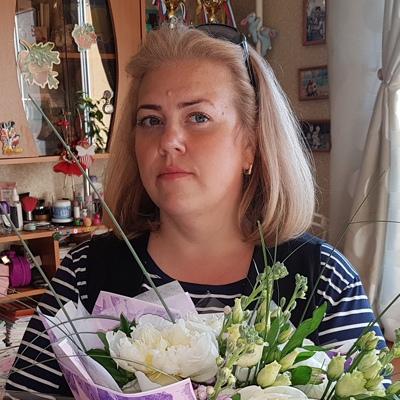 Любовь Курочкина, Санкт-Петербург