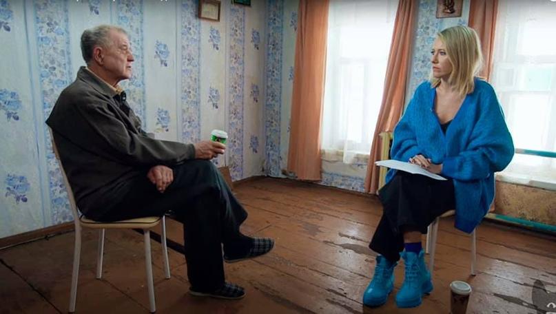 Ксения Собчак все-таки решила поучаствовать в процессе создания звезды из скопин...