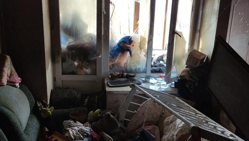 На пожаре в Казани спасли семь человек, двое детей госпитализированы
