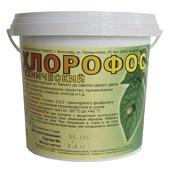 Хлорофос - средство от насекомых